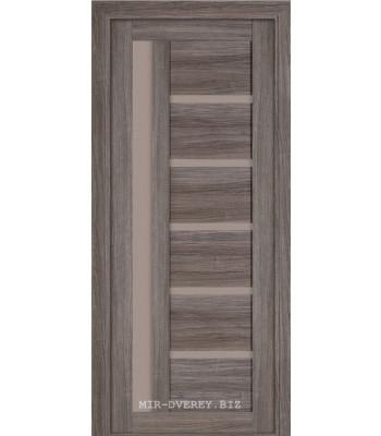 Межкомнатная дверь Терминус Elit модель 108 грей