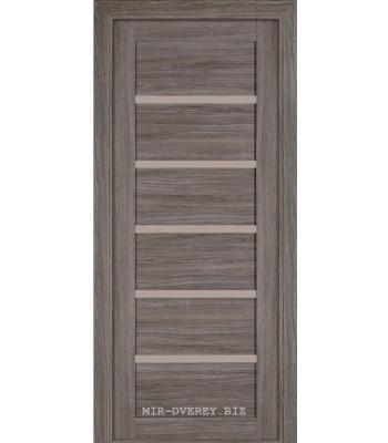 Межкомнатная дверь Терминус Elit модель 307 глухая Грей
