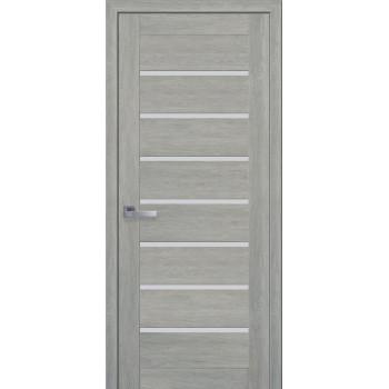 Двери Новый Стиль ПВХ Ultra Леона дуб дымчастый