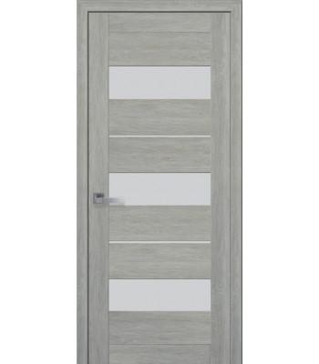 Двери Новый Стиль ПВХ Ultra Лилу дуб дымчастый