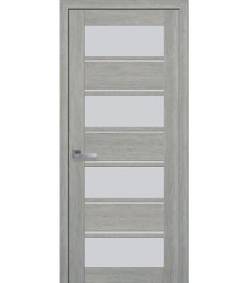 Двери Новый Стиль ПВХ Ultra Элиза дуб дымчастый