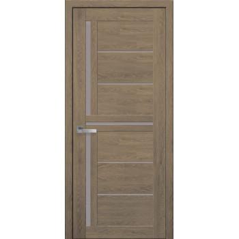 Двери Новый Стиль ПВХ Ultra Диана дуб медовый