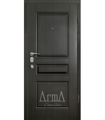 Двери МAGDA (Магда)  Элит Т-13 модель 314 венге темный квартира