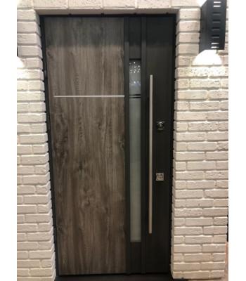 Двери Страж Пруф VETRO+ручка 120мм